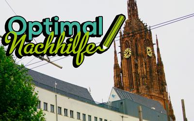 Englisch Nachhilfe in Frankfurt