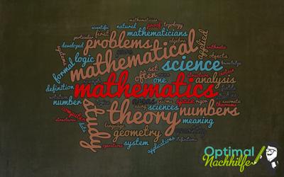 Mathematik Nachhilfe an der RWTH Aachen