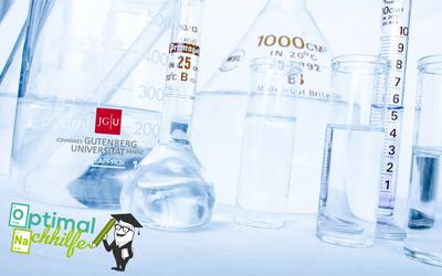 Nachhilfe in Chemie an der Johannes Gutenberg-Universität Mainz