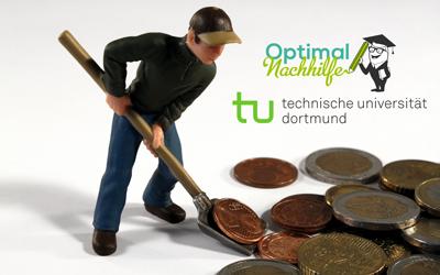 Nachhilfe in Economics und Journalismus an der Technischen Universität Dortmund