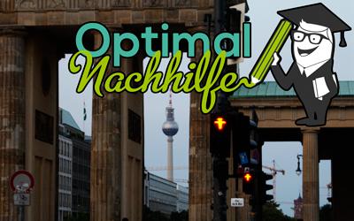 nachhilfe geben in BerlinNachhilfe in Berlin