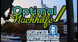 Latein Nachhilfe an der Goethe-Universität Frankfurt