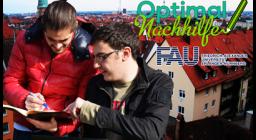 Nachhilfe an der Friedrich-Alexander-Universität Erlangen-Nürnberg