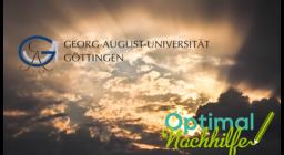 Nachhilfe an der Georg-August-Universität Göttingen