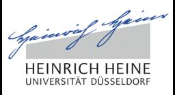 Nachhilfe an der Heinrich-Heine-Universität Düsseldorf
