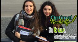 Nachhilfe an der Hochschule für Technik und Wirtschaft Berlin