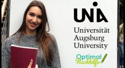 Nachhilfe an der Universität Augsburg