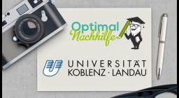 Nachhilfe an der Universität Koblenz-Landau