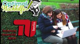 Nachhilfe für Studenten an der TU Berlin