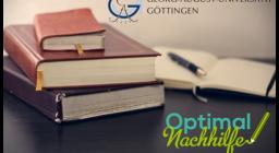 Nachhilfe in Betriebswirtschaftslehre an der Georg-August-Universität Göttingen
