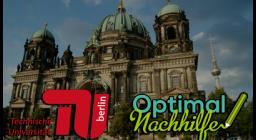 Nachhilfe in Economics an der Technischen Unversität Berlin