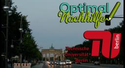 Nachhilfe in Informationstechnik im Maschinenwesen an der Technischen Universität Berlin