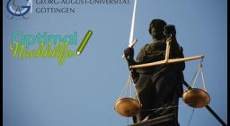 Nachhilfe in Jura an der Georg-August-Universität Göttingen