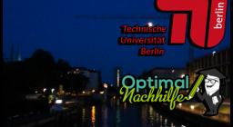 Nachhilfe in Maschinenbau an der Technischen Universität Berlin